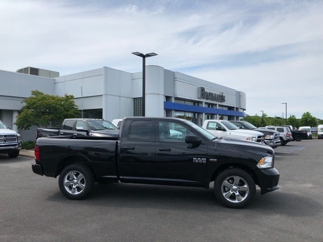 2018 Ram 1500 Quad Cab 4x4,  Pickup #R180420 - photo 5
