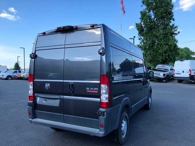 2018 ProMaster 2500 High Roof 4x2,  Empty Cargo Van #R180449 - photo 6