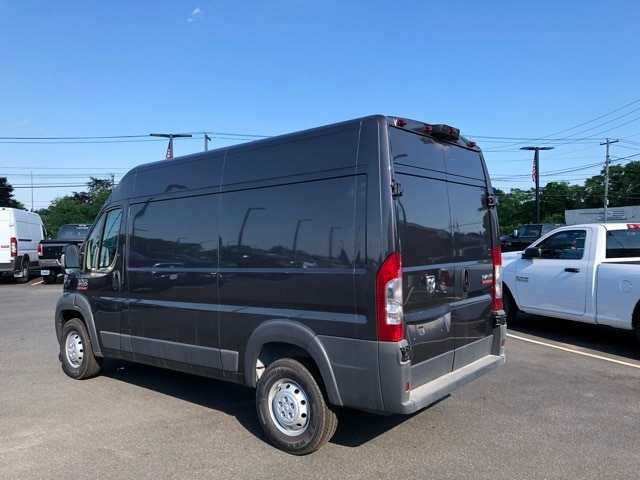2018 ProMaster 2500 High Roof 4x2,  Empty Cargo Van #R180449 - photo 8