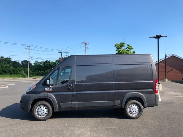 2018 ProMaster 2500 High Roof 4x2,  Empty Cargo Van #R180449 - photo 9