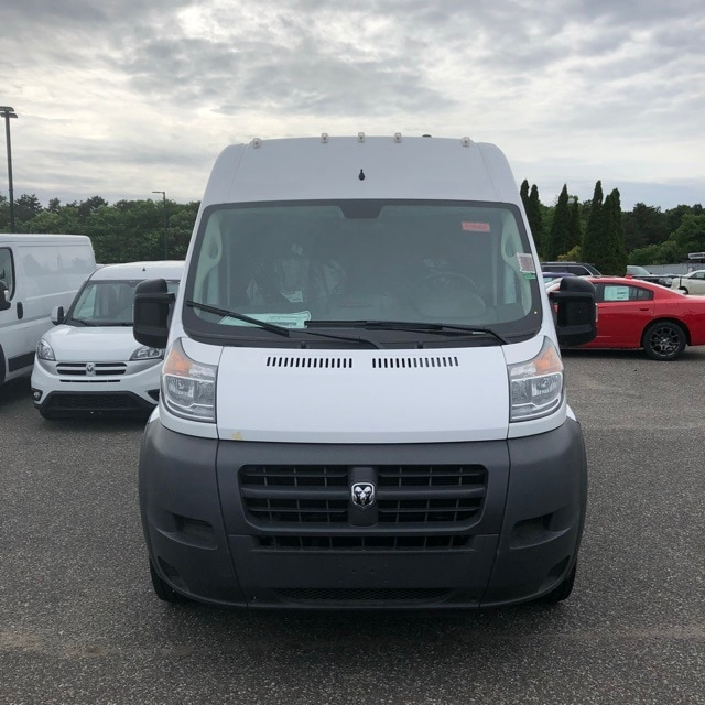 2018 ProMaster 2500 High Roof 4x2,  Empty Cargo Van #R180450 - photo 3