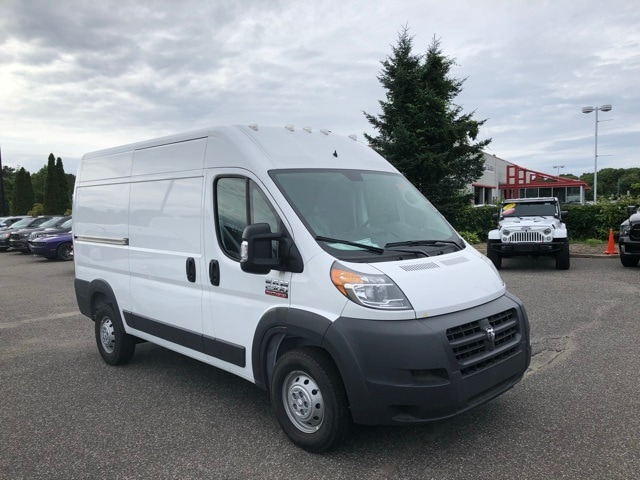 2018 ProMaster 2500 High Roof 4x2,  Empty Cargo Van #R180450 - photo 4