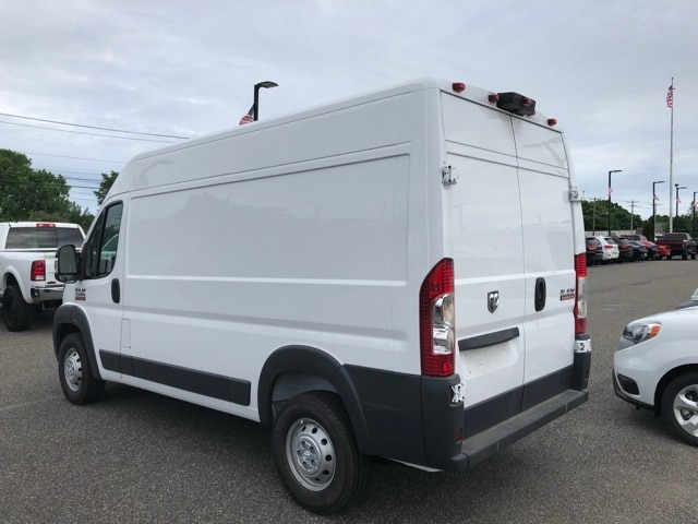 2018 ProMaster 2500 High Roof 4x2,  Empty Cargo Van #R180450 - photo 8