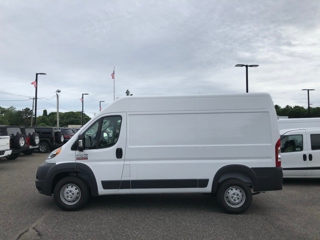 2018 ProMaster 2500 High Roof 4x2,  Empty Cargo Van #R180450 - photo 9