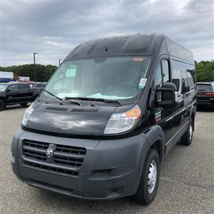 2018 ProMaster 2500 High Roof FWD,  Empty Cargo Van #R180461 - photo 3