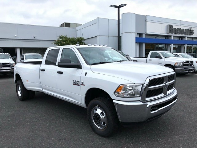 2018 Ram 3500 Crew Cab DRW 4x4,  Pickup #R180521 - photo 4