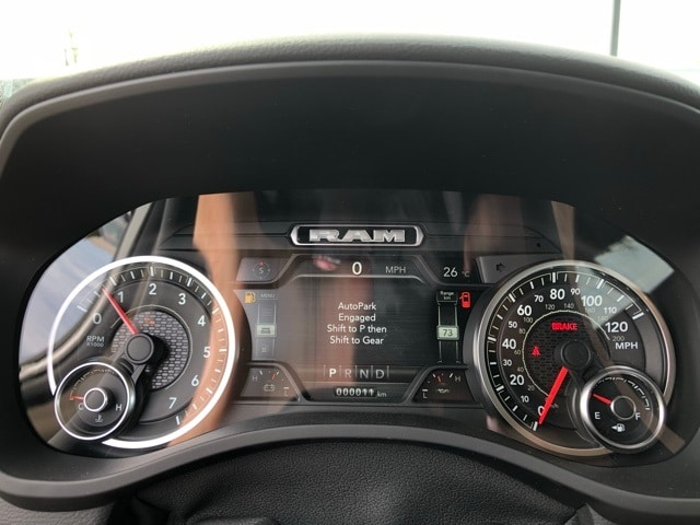 2019 Ram 1500 Crew Cab 4x4, Pickup #R190010 - photo 22