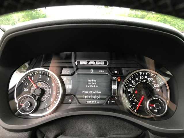 2019 Ram 1500 Crew Cab 4x4,  Pickup #R190015 - photo 22