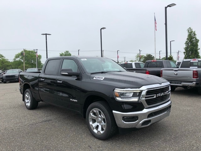 2019 Ram 1500 Crew Cab 4x4,  Pickup #R190015 - photo 4