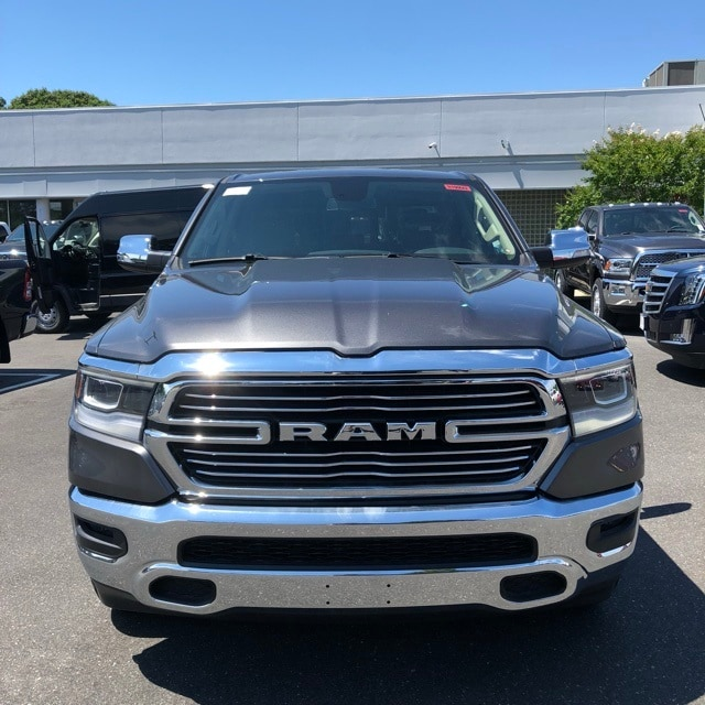 2019 Ram 1500 Quad Cab 4x4,  Pickup #R190042 - photo 4