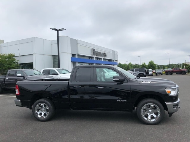 2019 Ram 1500 Quad Cab 4x4,  Pickup #R190050 - photo 5