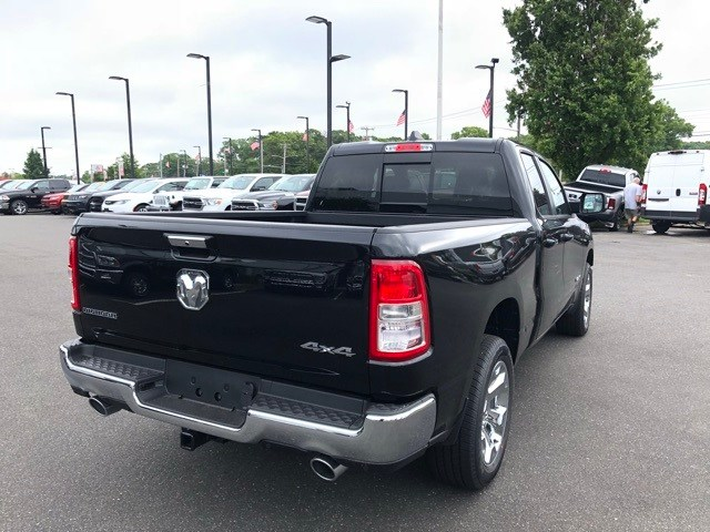 2019 Ram 1500 Quad Cab 4x4,  Pickup #R190050 - photo 2