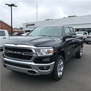 2019 Ram 1500 Quad Cab 4x4,  Pickup #R190050 - photo 3