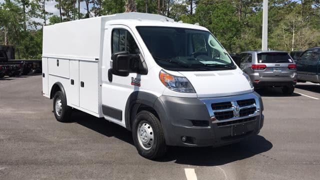 2018 ProMaster 3500 Standard Roof 4x2,  Service Utility Van #E111377 - photo 4
