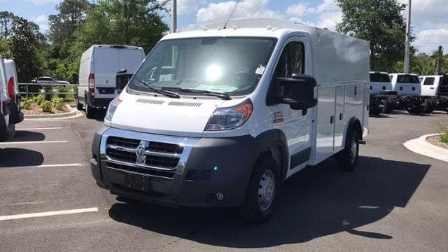 2018 ProMaster 3500 Standard Roof 4x2,  Service Utility Van #E111377 - photo 3