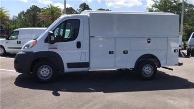 2018 ProMaster 3500 Standard Roof 4x2,  Service Utility Van #E111377 - photo 6