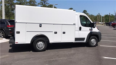 2018 ProMaster 3500 Standard Roof 4x2,  Service Utility Van #E111377 - photo 7