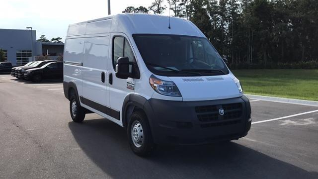 2018 ProMaster 1500 High Roof FWD,  Empty Cargo Van #E128524 - photo 3