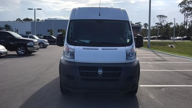 2018 ProMaster 1500 High Roof FWD,  Empty Cargo Van #E128524 - photo 5
