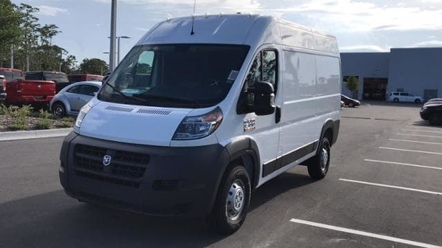 2018 ProMaster 1500 High Roof FWD,  Empty Cargo Van #E128524 - photo 1