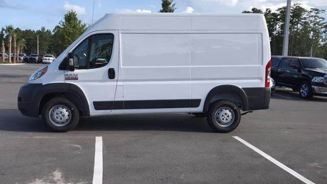 2018 ProMaster 1500 High Roof FWD,  Empty Cargo Van #E128524 - photo 8