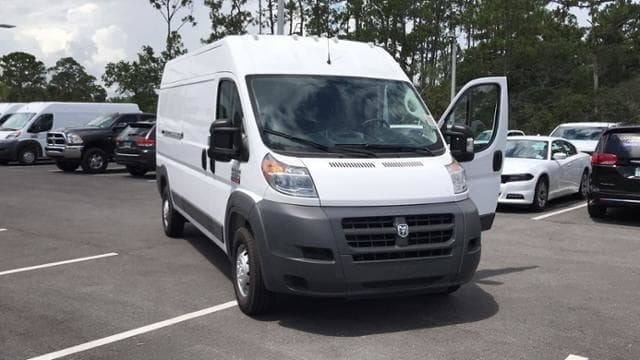 2018 ProMaster 2500 High Roof FWD,  Empty Cargo Van #E129326 - photo 3