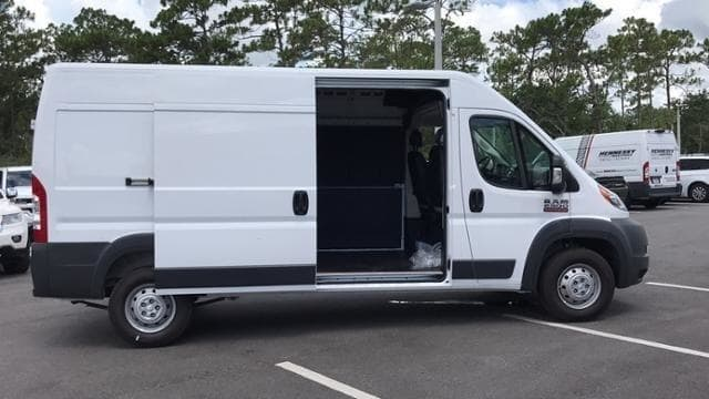 2018 ProMaster 2500 High Roof FWD,  Empty Cargo Van #E129326 - photo 11