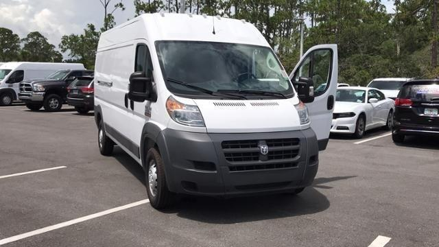 2018 ProMaster 2500 High Roof FWD,  Empty Cargo Van #E129327 - photo 4