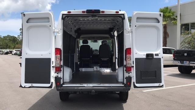 2018 ProMaster 2500 High Roof FWD,  Empty Cargo Van #E129327 - photo 2