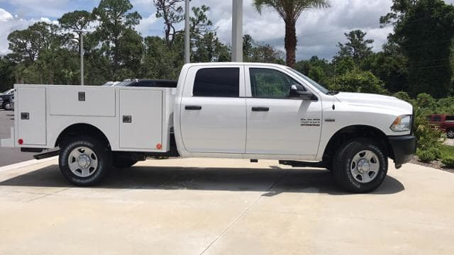 2018 Ram 2500 Crew Cab 4x4,  Warner Service Body #G166524 - photo 11