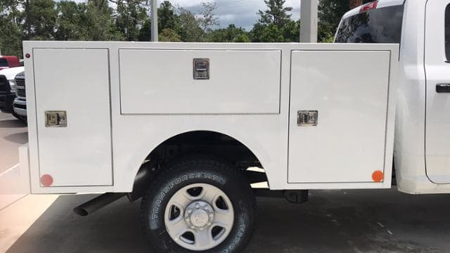 2018 Ram 2500 Crew Cab 4x4,  Warner Service Body #G166524 - photo 12