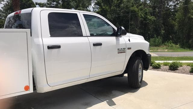 2018 Ram 2500 Crew Cab 4x4,  Warner Service Body #G166524 - photo 13