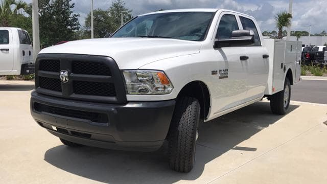 2018 Ram 2500 Crew Cab 4x4,  Warner Select II Service Body #G166524 - photo 1