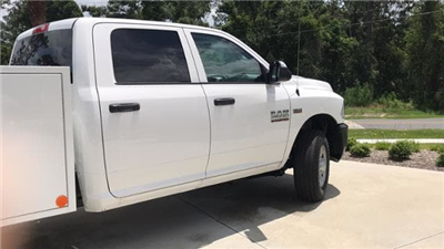 2018 Ram 2500 Crew Cab 4x4,  Warner Select II Service Body #G166524 - photo 13