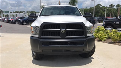 2018 Ram 2500 Crew Cab 4x4,  Warner Select II Service Body #G166524 - photo 6