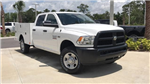 2018 Ram 2500 Crew Cab 4x4,  Warner Select II Service Body #G166524 - photo 3