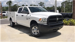 2018 Ram 2500 Crew Cab 4x4,  Warner Select II Service Body #G166524 - photo 5