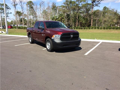 2018 Ram 1500 Crew Cab, Pickup #G219066 - photo 1