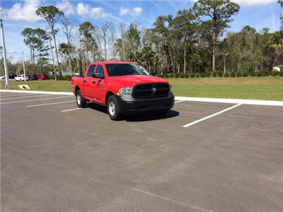 2018 Ram 1500 Crew Cab, Pickup #G219067 - photo 1