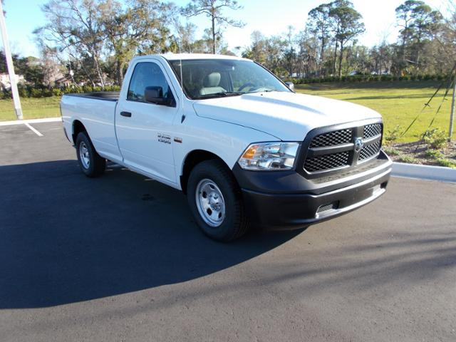 2018 Ram 1500 Regular Cab, Pickup #G225434 - photo 3