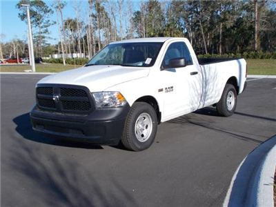 2018 Ram 1500 Regular Cab, Pickup #G225434 - photo 1