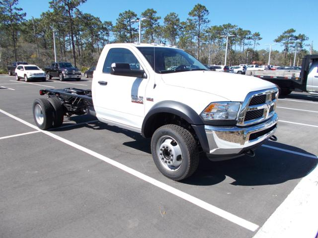 2018 Ram 4500 Regular Cab DRW 4x2,  Cab Chassis #G238041 - photo 3