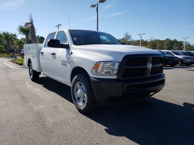 2018 Ram 2500 Crew Cab 4x2,  Warner Select II Service Body #G293599 - photo 3