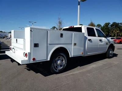 2018 Ram 2500 Crew Cab 4x2,  Warner Select II Service Body #G293599 - photo 4