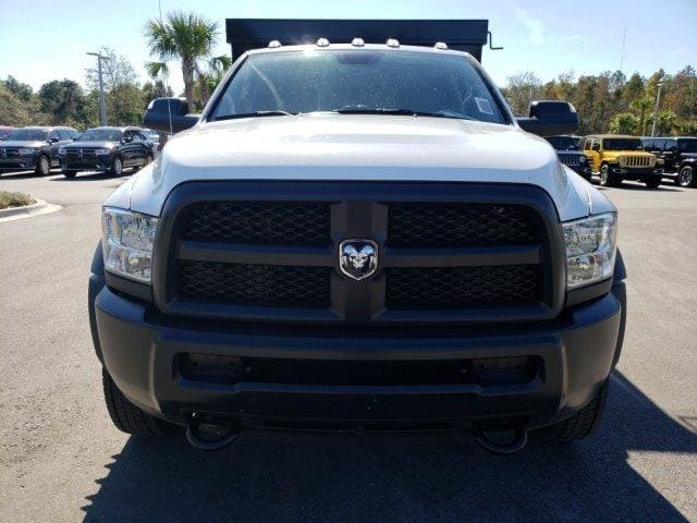 2018 Ram 5500 Crew Cab DRW 4x4,  Action Fabrication Landscape Dump #G321402 - photo 6