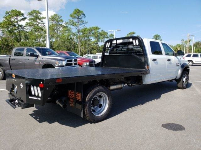 2018 Ram 5500 Crew Cab DRW 4x4,  CM Truck Beds Platform Body #JG321401 - photo 4