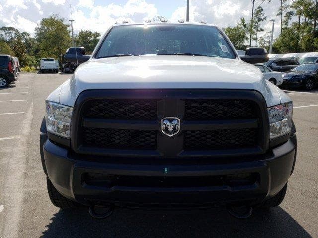 2018 Ram 5500 Crew Cab DRW 4x4,  CM Truck Beds Platform Body #JG321401 - photo 6