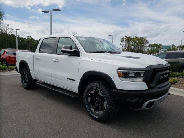 2019 Ram 1500 Crew Cab 4x4,  Pickup #N573853 - photo 1