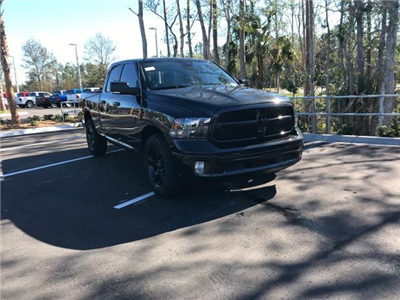 2018 Ram 1500 Quad Cab, Pickup #S169254 - photo 1
