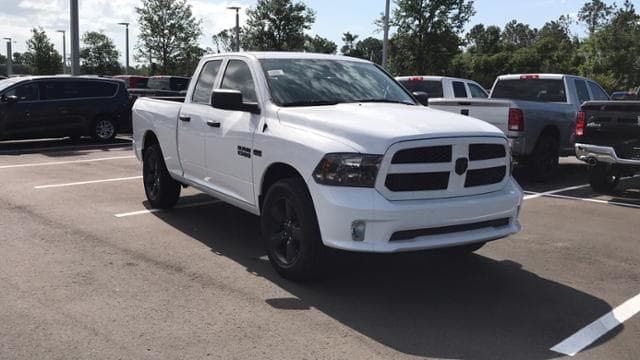 2018 Ram 1500 Quad Cab 4x4, Pickup #S175770 - photo 3